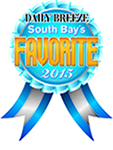 Daily Breeze's South Bay Favorite 2015